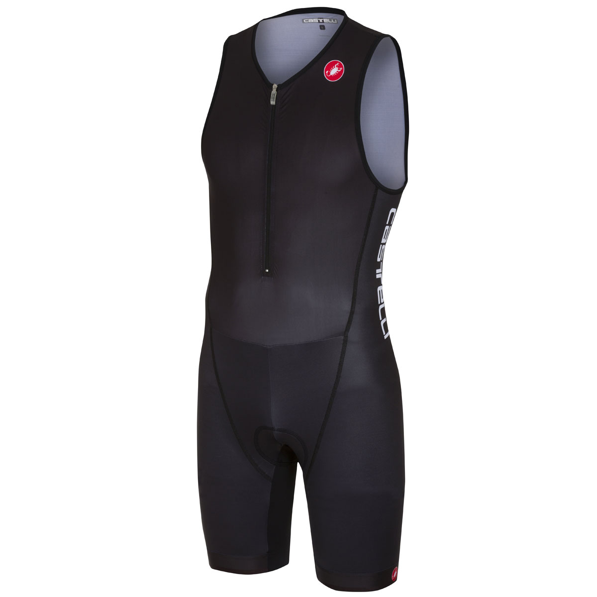 Men Body Castelli Core Tri Suit Black