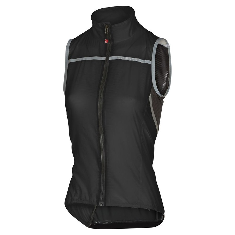 Women Castelli Superleggera Gilet Black