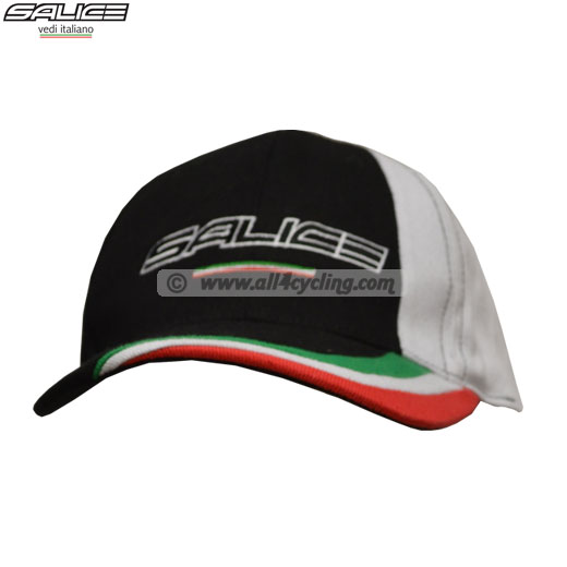 Men Cycling cap Salice Black