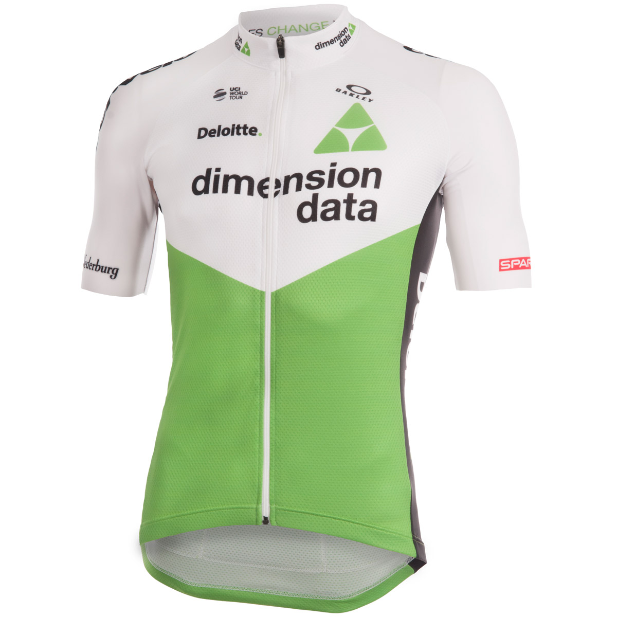 2018 Dimension Data Performance jersey