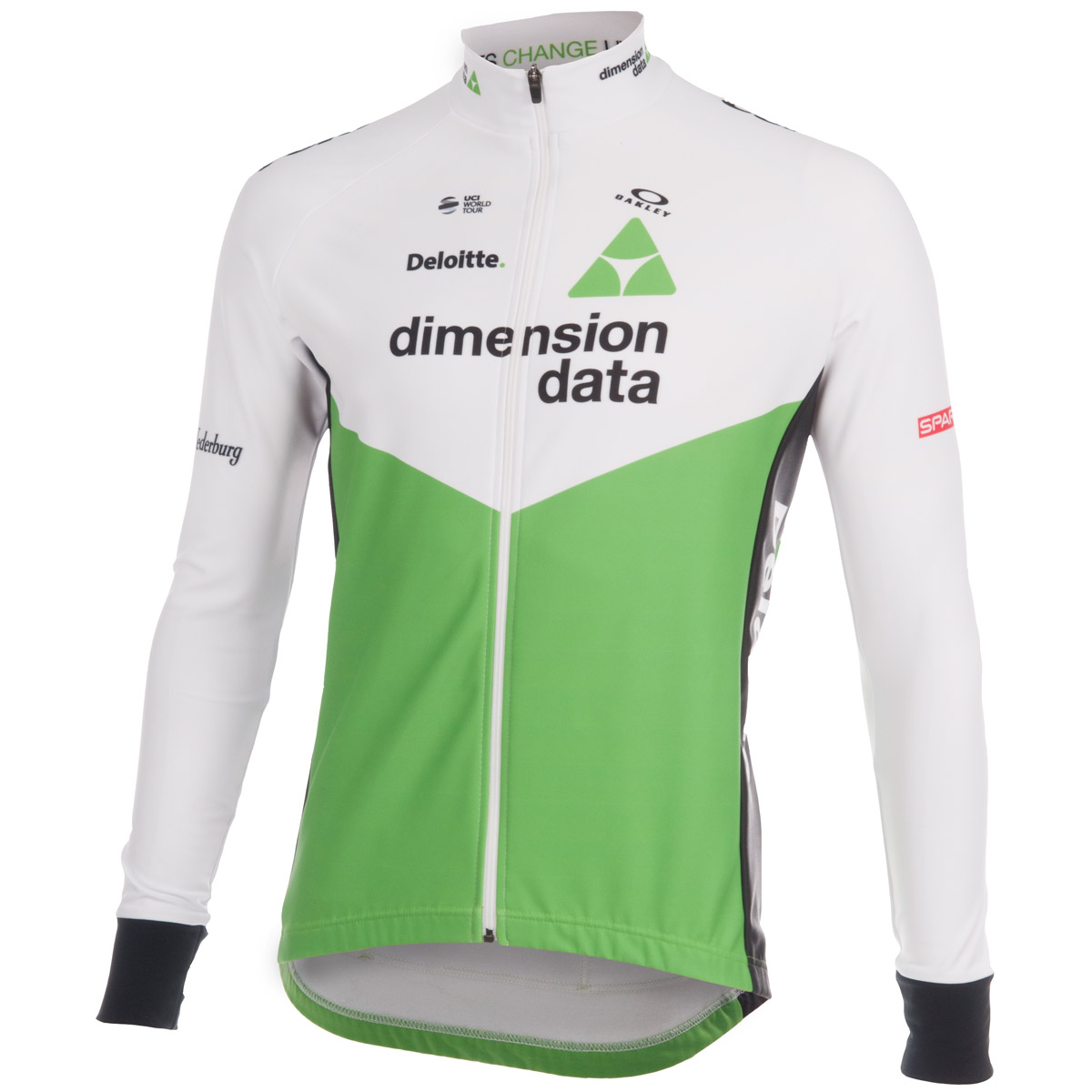 2018 Dimension Data Performance Tempest long sleeve jerseys