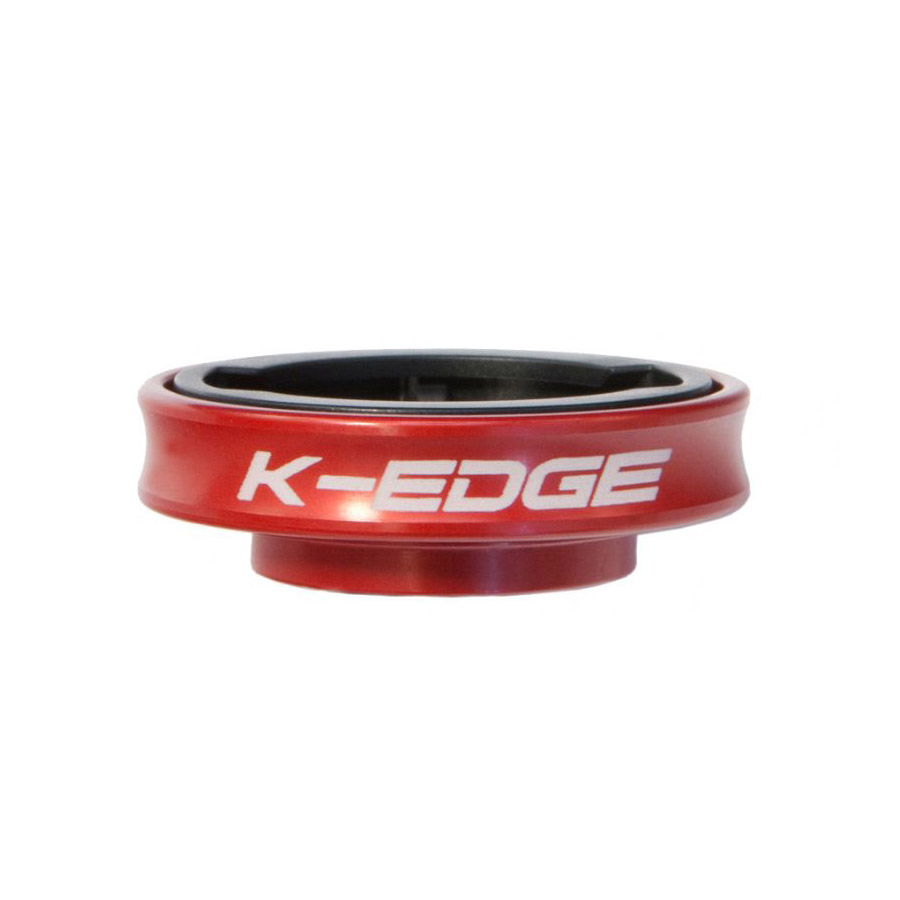 K-Edge Garmin Gravity Cap Mount Red