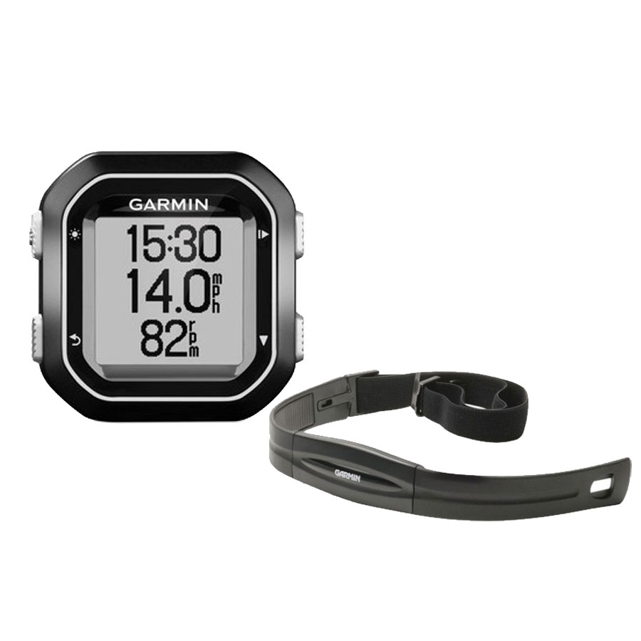 Garmin Edge 25 Cardio Black