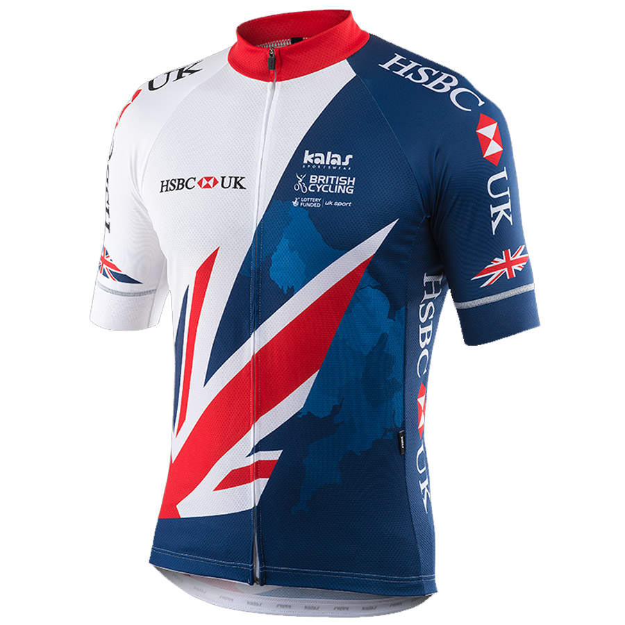 2017 Great Britain National jersey