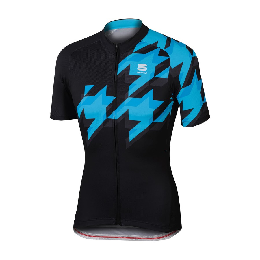 Men Jersey Sportful Fuga Blue