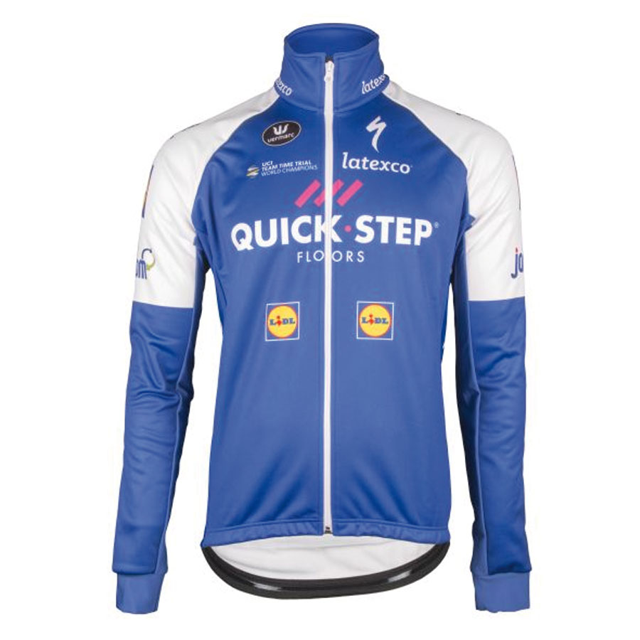 2017 Quick Step Floors Winter jacket
