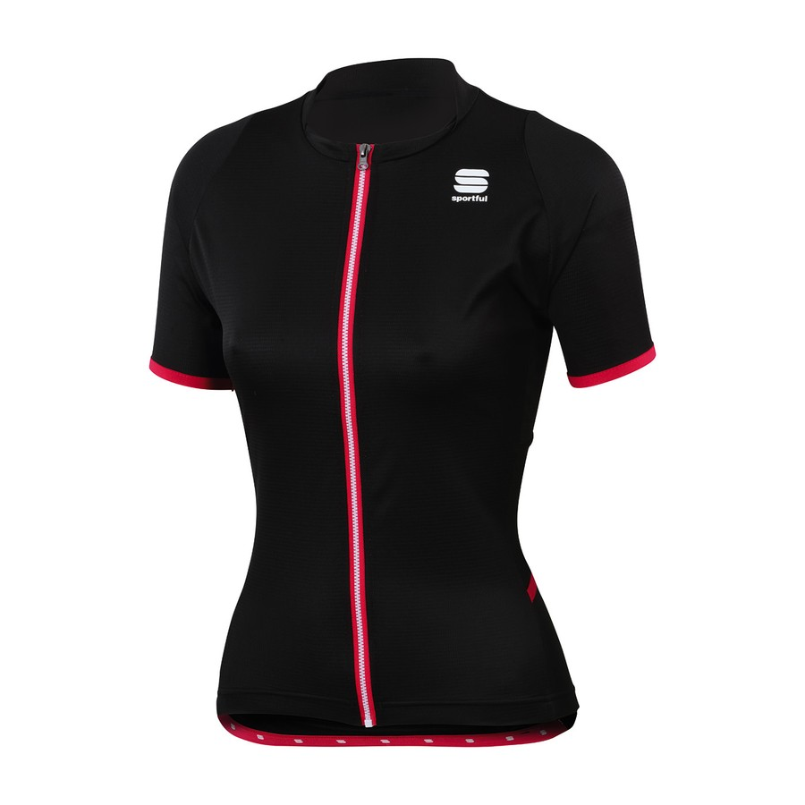 Women Sportful Luna Jersey Black