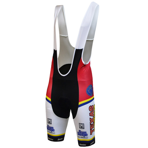 2014 Texas Roadhouse bib shorts