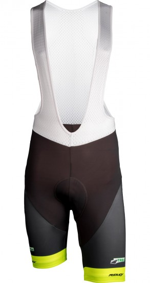 2019 Wallonie - Bruxelles Set (Jersey Long Zip + Bib Shorts)